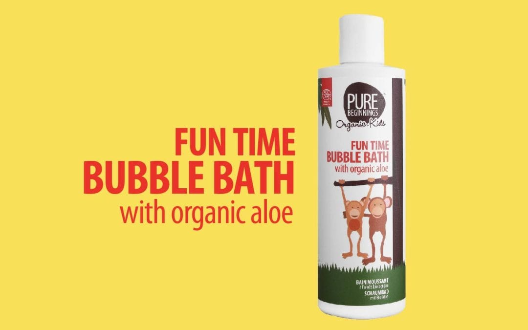 100% FUN, Fun Time Bubble Bath