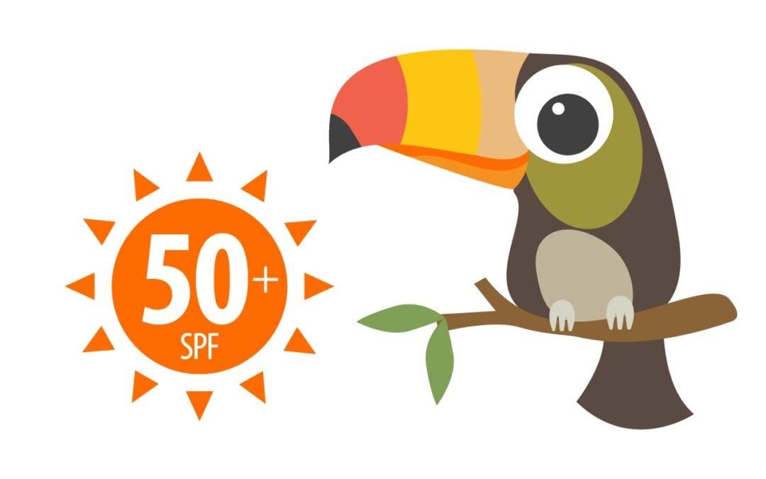 NEW! BABY & KIDS SENSITIVE SUN MILK Water Resistant SPF 50+