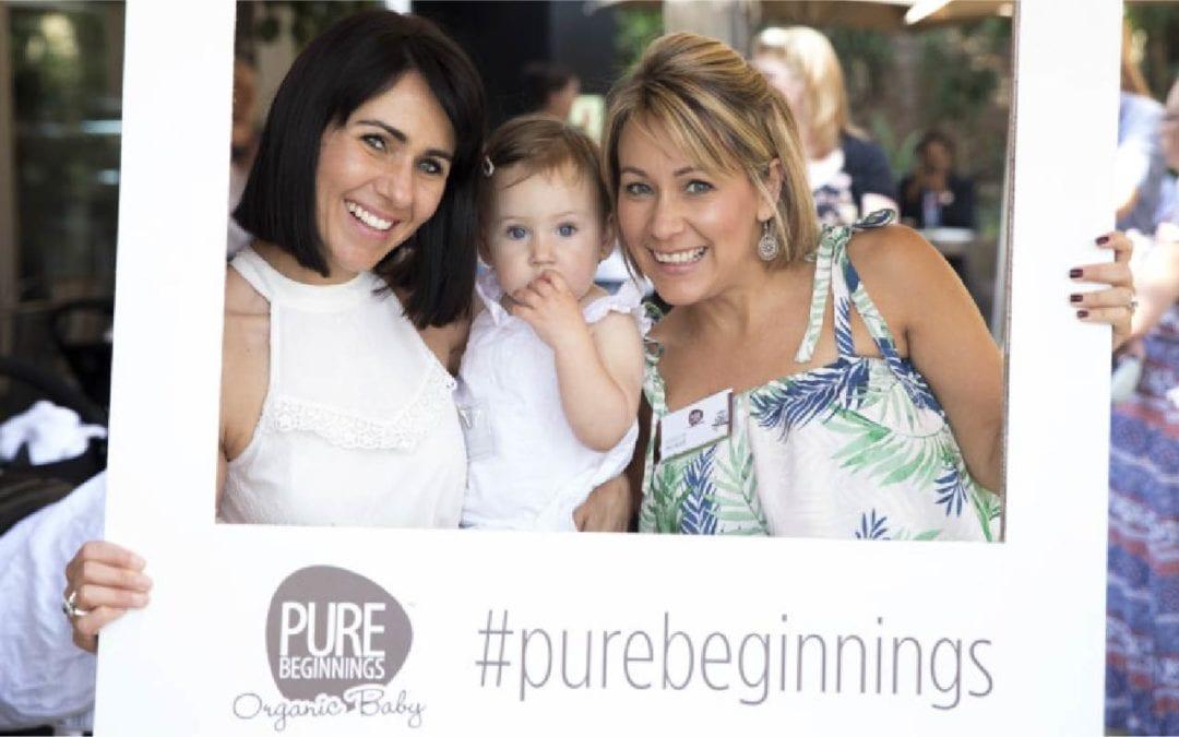 Celebration time – Pure Beginnings celebrates 10 years of organic skincare