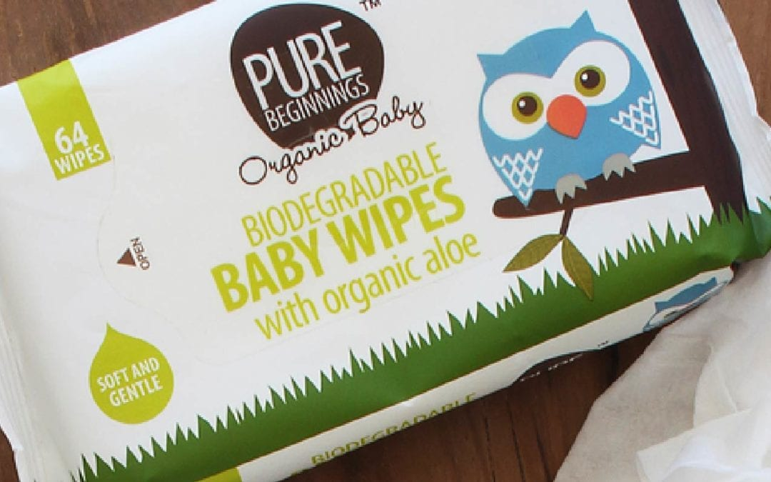 """Know your wet wipes – and why we have chosen to make ours """"100% Biodegradable"""""""