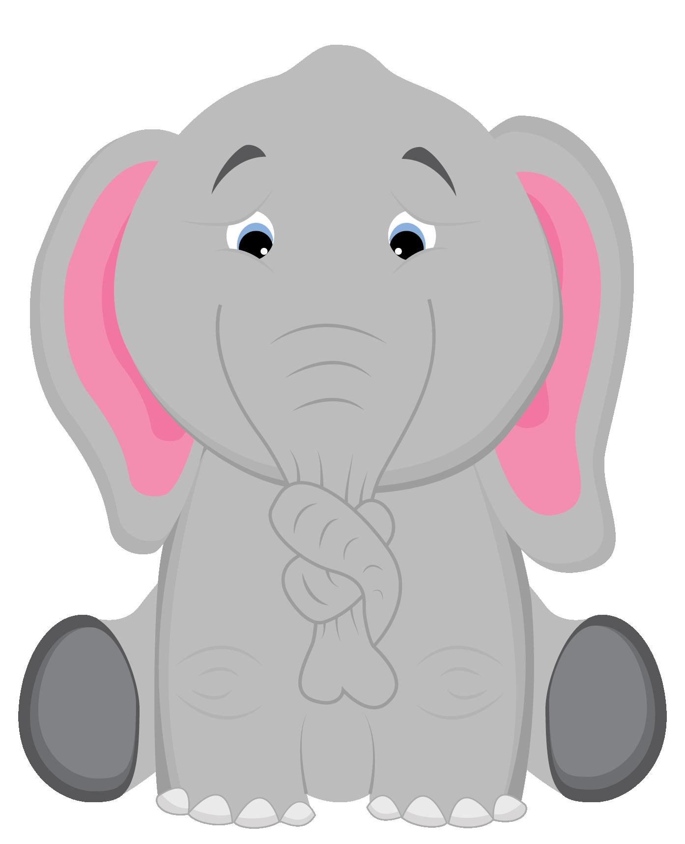 Pure beginnings Elephant Character
