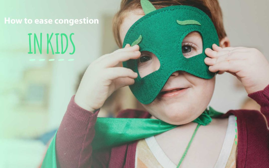 How to relieve congestion in kids